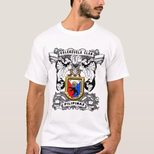 camiseta del clan