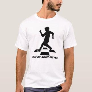 Camiseta del club de Whitman RDA