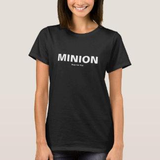 Camiseta del club del gato negro del SUBORDINADO