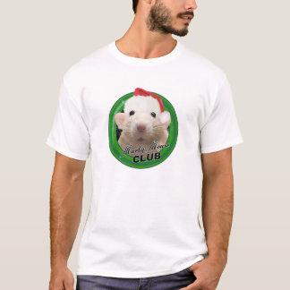 Camiseta del club del ratón de Marty del navidad