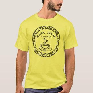 Camiseta del Co del café de Kava Java
