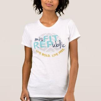 camiseta del coche de la transformación del cuerpo