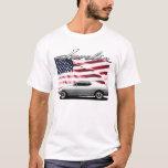 Camiseta del coche del músculo de la jabalina AMX