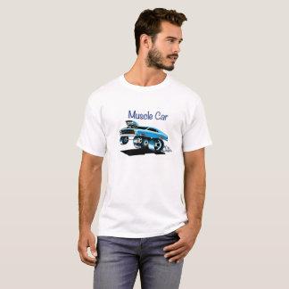Camiseta del coche del músculo para los hombres