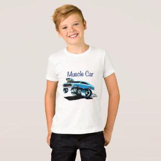 Camiseta del coche del músculo para los muchachos