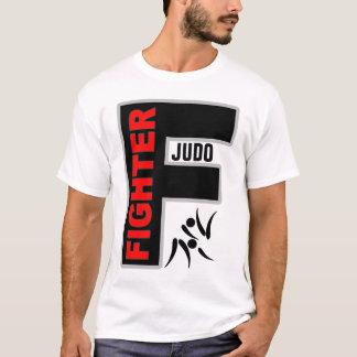 Camiseta del COMBATIENTE de la ÉLITE del JUDO
