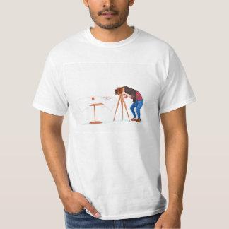 Camiseta del comensal del inconformista