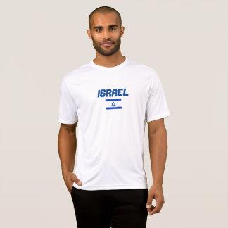 Camiseta del competidor del Deporte-Tek de la