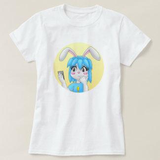camiseta del conejito