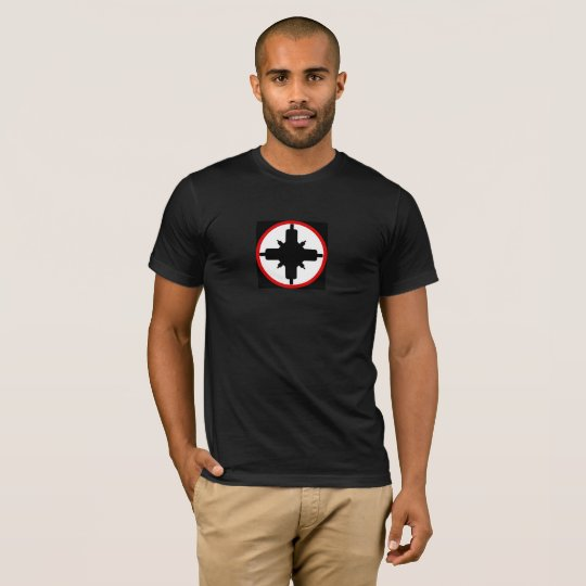Camiseta del control de la porción