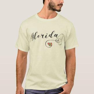 Camiseta del corazón de la Florida, Floridian