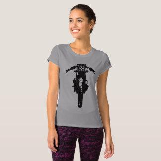 Camiseta del corredor del café, camisa de la