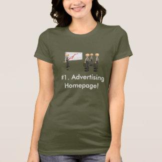 Camiseta del crecimiento del negocio de las