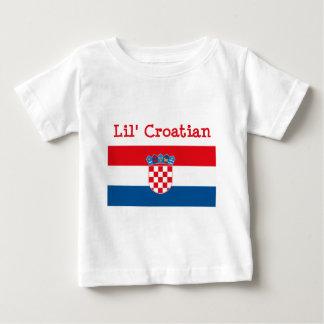 Camiseta del croata de Lil