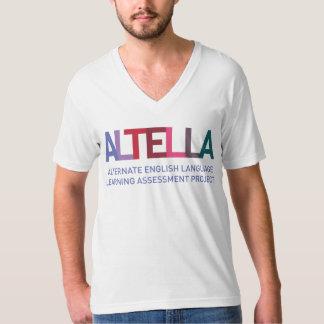 Camiseta del cuello en v de ALTELLA
