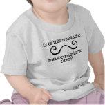 Camiseta del cumpleaños del pequeño hombre del big
