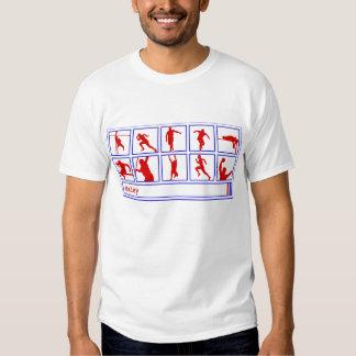 camiseta del decathlon