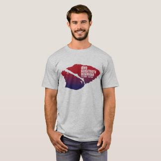 Camiseta del depósito de Horsetooth de la