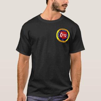 Camiseta del despachador de la emergencia de la UE