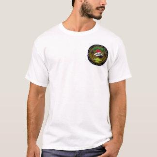 Camiseta del despliegue de Iraq de Bael