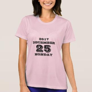 Camiseta del día de fiesta
