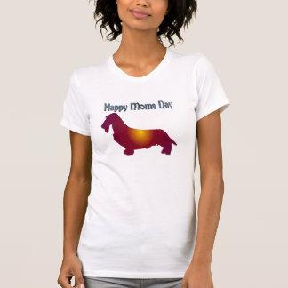 Camiseta del día de las mamáes