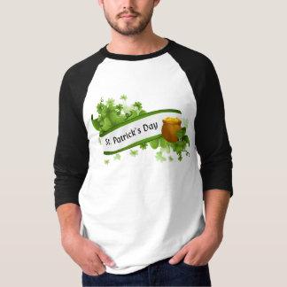Camiseta del día de St Patrick