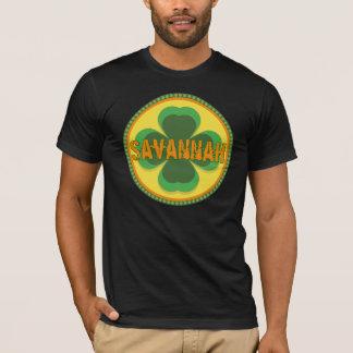 Camiseta del día de St Patrick de la sabana