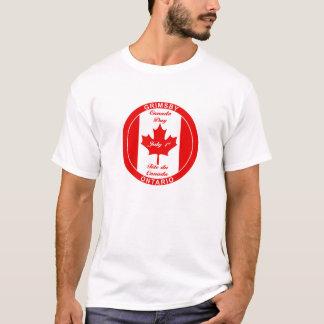 Camiseta del DÍA GRIMSBY de CANADÁ