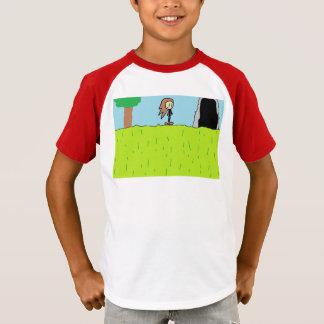 Camiseta del día soleado de SySy