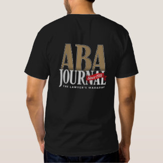 Camiseta del diario del ABA (negro)