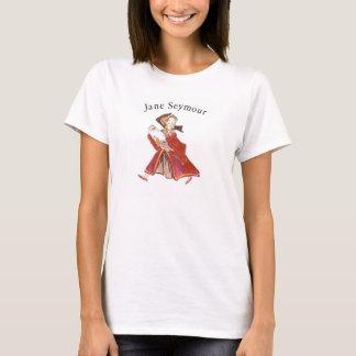 Camiseta del dibujo animado de Jane Seymour