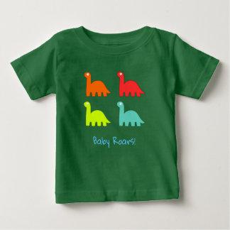Camiseta del dinosaurio