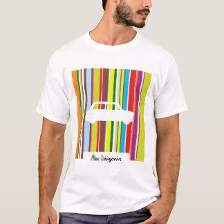 Camiseta del diseñador