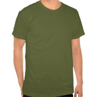 Camiseta del diseño del ejército de Jah