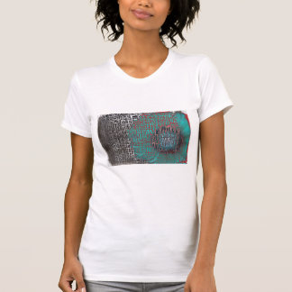 camiseta del diseño del herbera