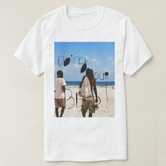 Camiseta del DOB Homies