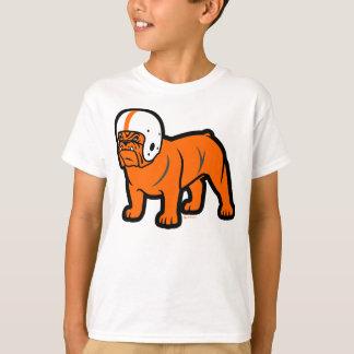 Camiseta del dogo del fútbol de Artesia