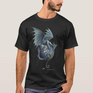 Camiseta del dragón de la tierra