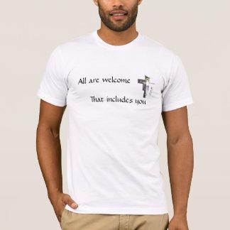 Camiseta del ECC para los señores