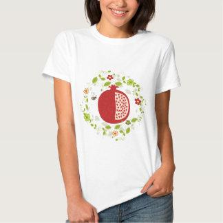 Camiseta del ejemplo de la granada