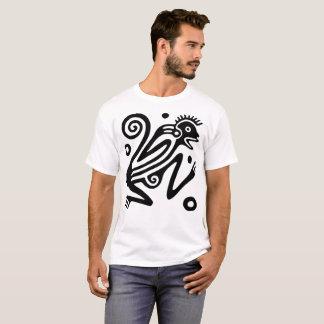 Camiseta del ejemplo de los vagos de los vagos
