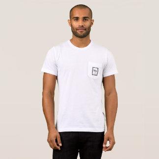 Camiseta del elemento humano
