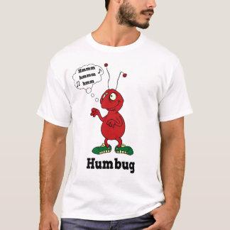 Camiseta del embaucamiento