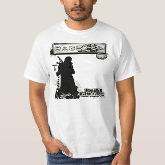 "Camiseta del EP de Don Goliat ""Bagstep"""