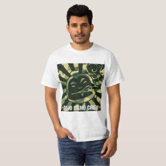 Camiseta del equipo de Camo