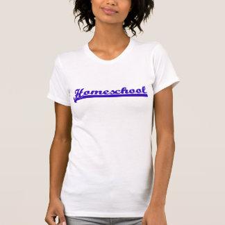 Camiseta del equipo de mujeres de Homeschool -