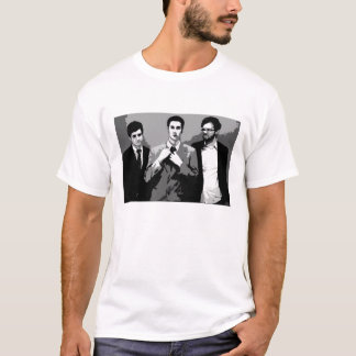 Camiseta del equipo de noticias del CXN de los