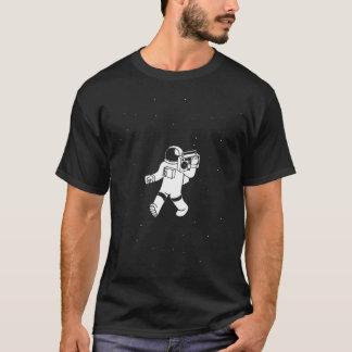 Camiseta del equipo estéreo portátil del