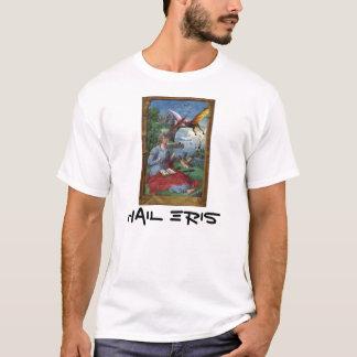 camiseta del eRIS del saludo